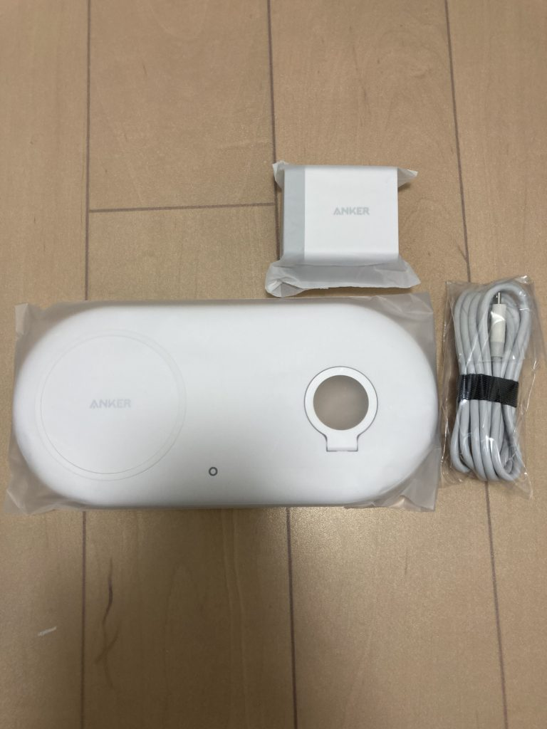 Anker PowerWave+ Pad with Watch Holde